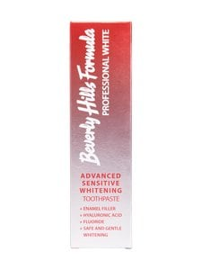 Beverly Hills Formula - Professional White Advanced Sensitive Whitening Toothpaste -hammastahna 100 ml - null | Stockmann