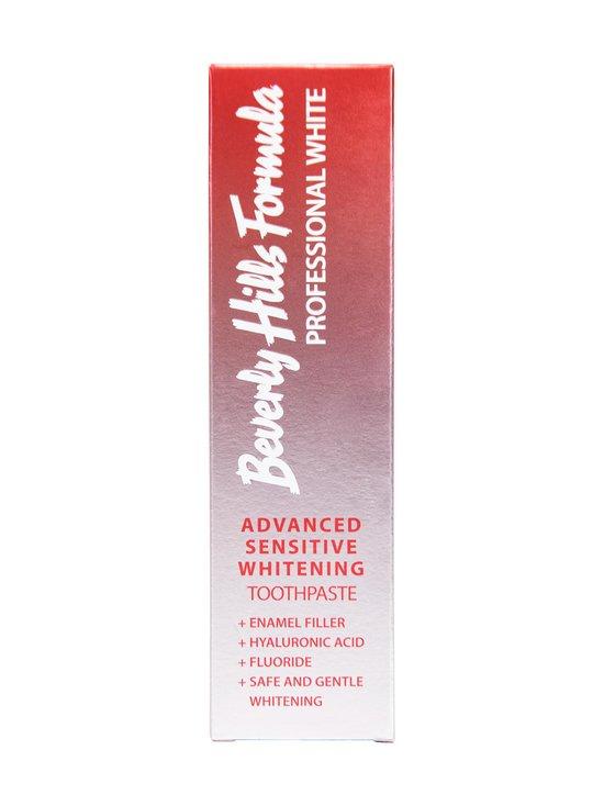 Beverly Hills Formula - Professional White Advanced Sensitive Whitening Toothpaste -hammastahna 100 ml - NOCOL | Stockmann - photo 1
