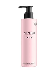 Shiseido - Ginza Shower Cream -suihkugeeli 200 ml | Stockmann