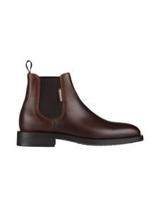 GANT - Brockwill Chelsea Boot -nahkanilkkurit - G408 SIENNA BROWN | Stockmann