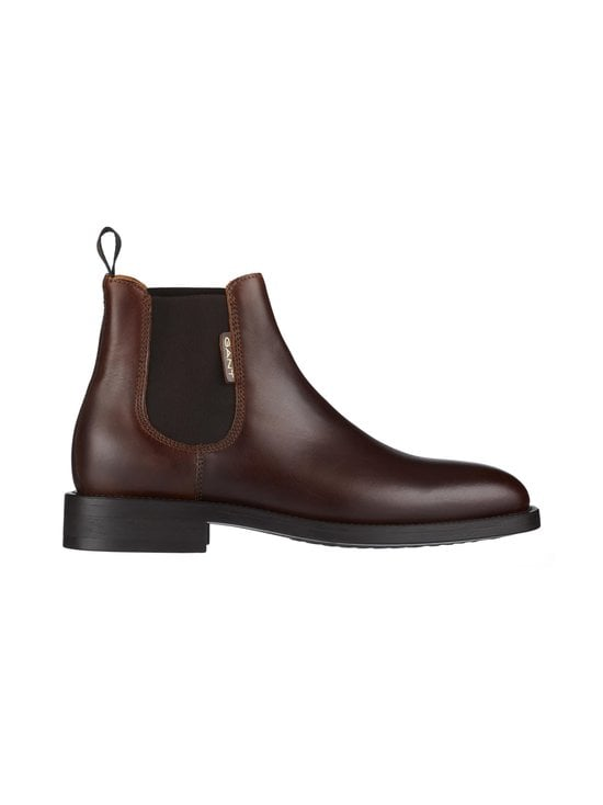 Brockwill Chelsea Boot -nahkanilkkurit