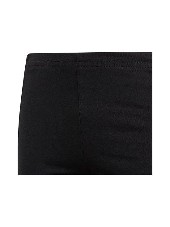 adidas Originals - Logo Tape -leggingsit - BLACK   Stockmann - photo 4