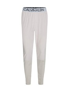 Calvin Klein Performance - Mix Fabric Pant -housut - GREY | Stockmann