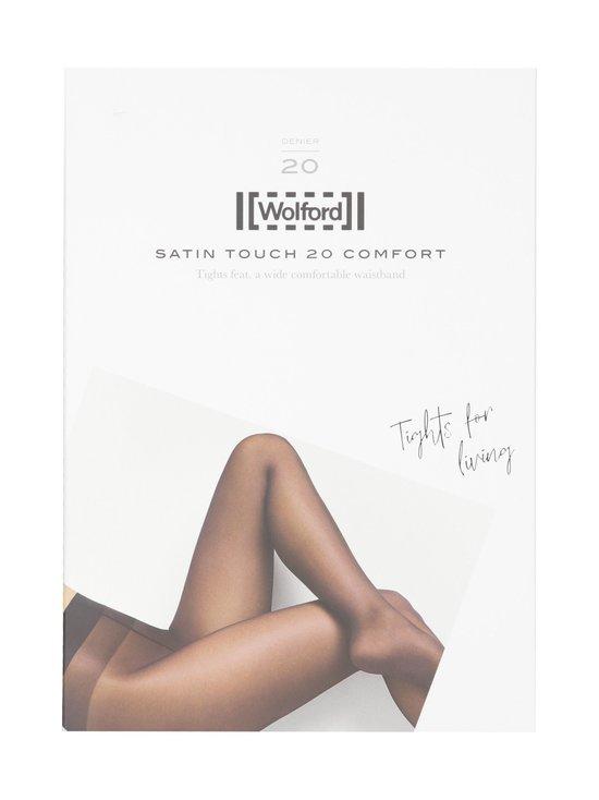 Wolford - Satin Touch Comfort 20 den -sukkahousut 3-pack - 4738 FAIRLY LIGHT   Stockmann - photo 1
