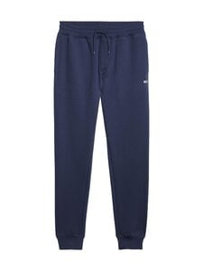 Tommy Jeans - TJM SLIM FLEECE -collegehousut - C87 TWILIGHT NAVY | Stockmann