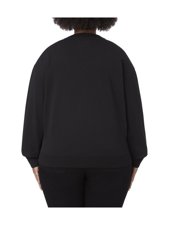 Calvin Klein Jeans Plus - Plus Core Institutional Reg -collegepaita - BAE CK BLACK | Stockmann - photo 4