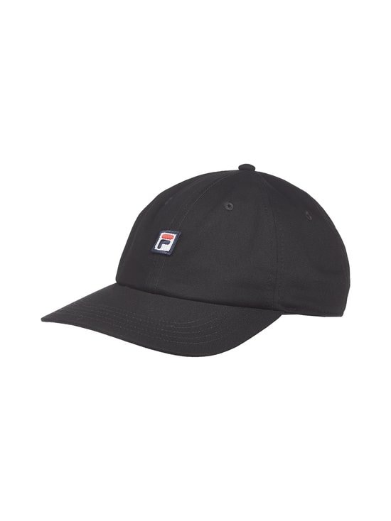 Fila - Dad Cap F-Box -lippalakki - 002 BLACK | Stockmann - photo 1