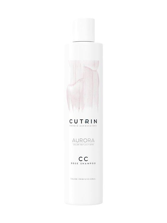Cutrin - Aurora CC Rose Shampoo -roosashampoo 250 ml - ROSE | Stockmann - photo 1