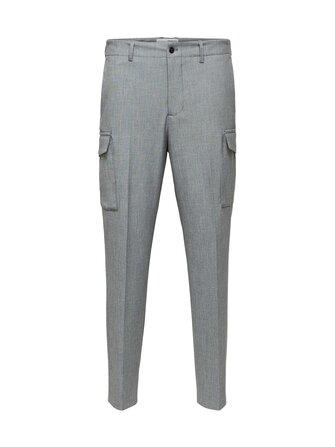 Slhslimtape-Carlo pants - Selected