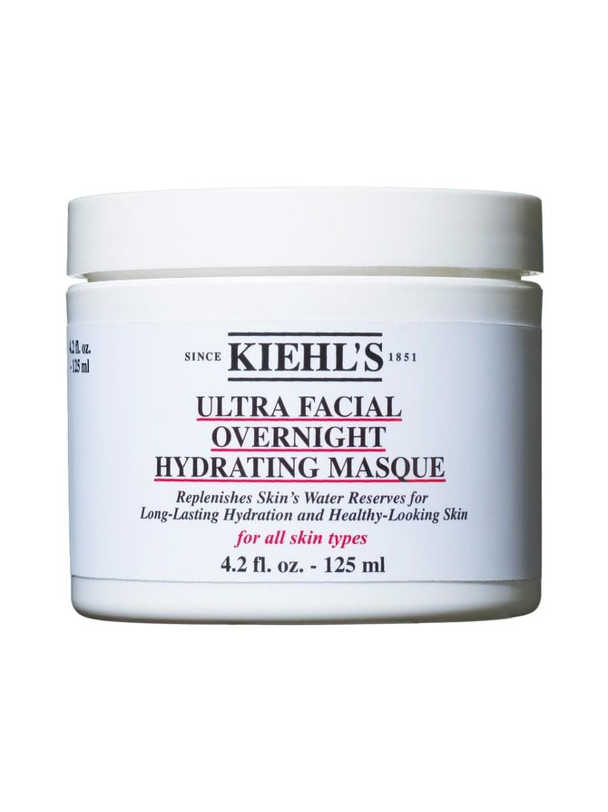 Ultra Facial Overnight Hydrating Masque 125 ml -naamio