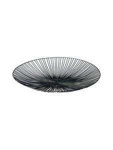Serax - Edo-lautanen ø 50 cm - BLACK (MUSTA) | Stockmann