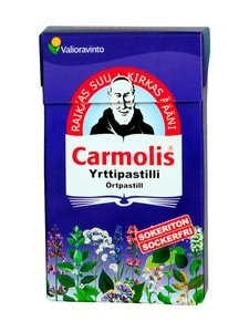 Carmolis - Carmolis Yrttipastillit | Stockmann