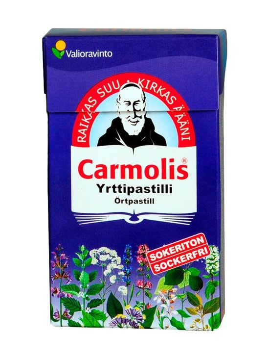 Carmolis - Carmolis Yrttipastillit - NOCOL | Stockmann - photo 1