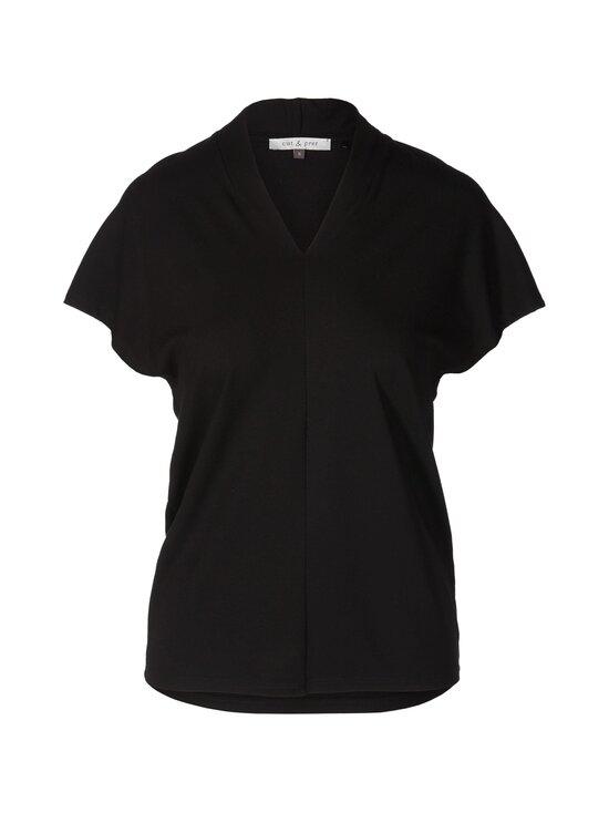 cut & pret - MARGOT jersey -paita - BLACK   Stockmann - photo 1