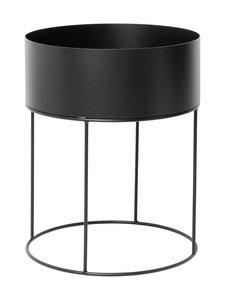 Ferm Living - Plant Box -kukkapöytä - BLACK (MUSTA) | Stockmann