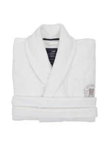 Lexington - Hotel Velour Robe -kylpytakki - WHITE | Stockmann
