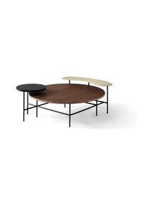 &tradition - Palette Lounge JH25 -pöytä - WALNUT | Stockmann