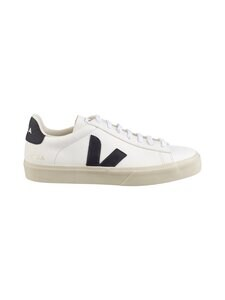 VEJA - Campo-nahkatennarit - EXTRA WHITE BLACK | Stockmann