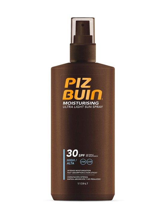Piz Buin - Moisturising Ultra Light Sun Spray SPF 30 -aurinkosuojasuihke 200 ml - NOCOL | Stockmann - photo 1