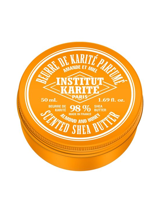 Institut Karite - Scented Shea Butter Almond and Honey -karitevoi 50 ml - NOCOL | Stockmann - photo 1