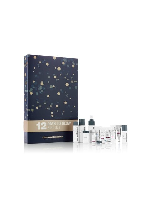 12 days to Glow Gift Set -tuotepakkaus