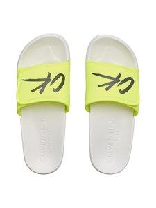 Calvin Klein Underwear - Velcro-sandaalit - YCD PVH CLASSIC WHITE | Stockmann