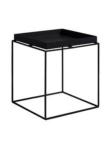 HAY - Tray-pöytä 40 x 40 x 40 cm - MUSTA | Stockmann