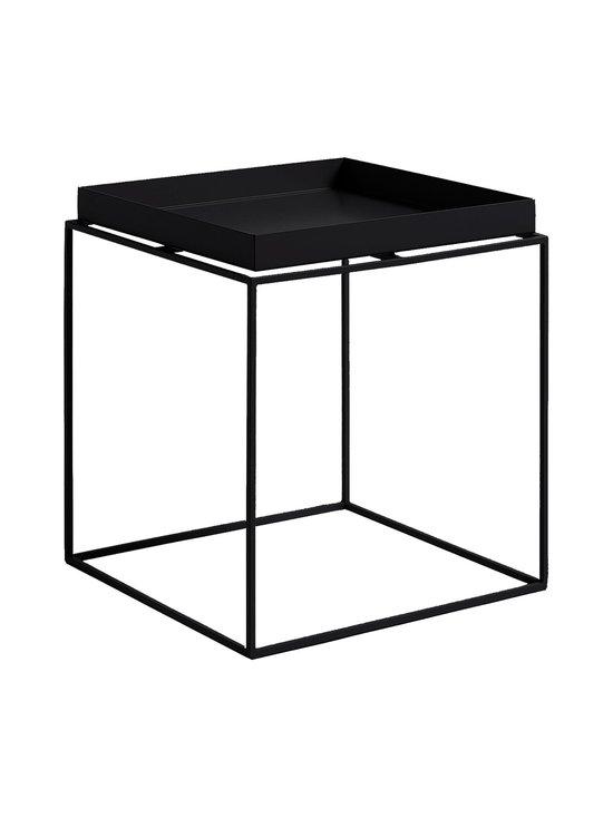 HAY - Tray-pöytä 40 x 40 x 40 cm - MUSTA | Stockmann - photo 1