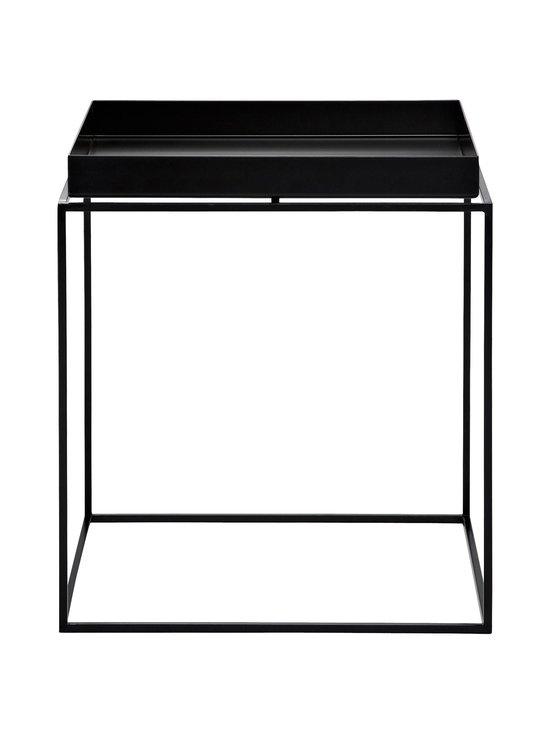 HAY - Tray-pöytä 40 x 40 x 40 cm - MUSTA | Stockmann - photo 2