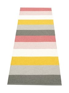 Pappelina - Molly-muovimatto 70 x 200 cm - MOOR (KELTAINEN)   Stockmann