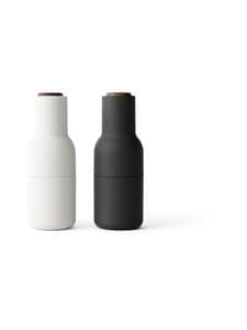 Menu - Bottle-maustemyllysetti - ASH/CARBON/WALNUT | Stockmann