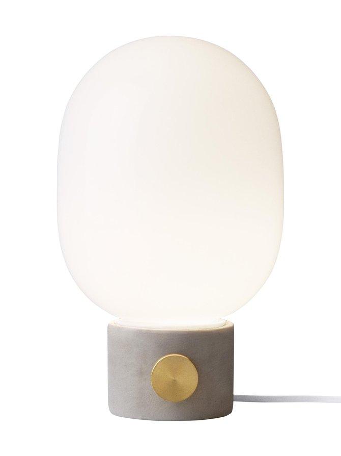 JWDA Concrete Lamp -pöytävalaisin