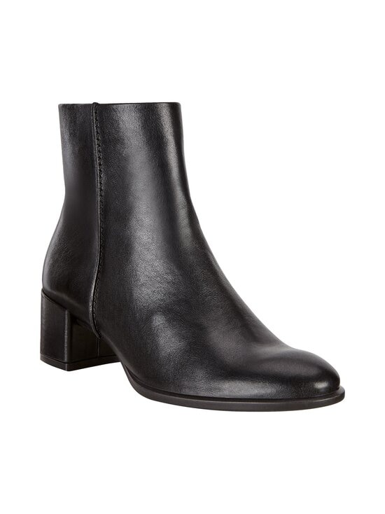 ecco - Shape 35 Block -nahkanilkkurit - 01001 BLACK | Stockmann - photo 1