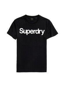 Superdry - CL NS Tee -paita - 02A BLACK | Stockmann