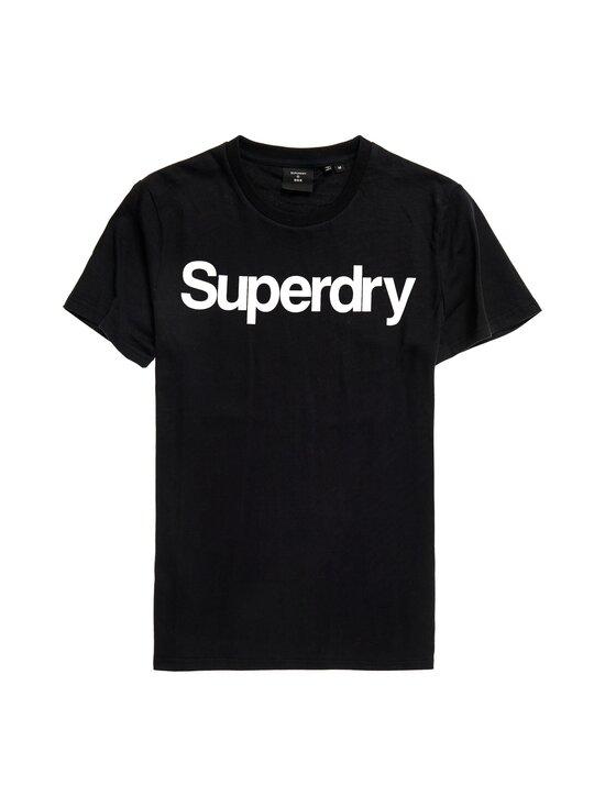 Superdry - CL NS Tee -paita - 02A BLACK   Stockmann - photo 1