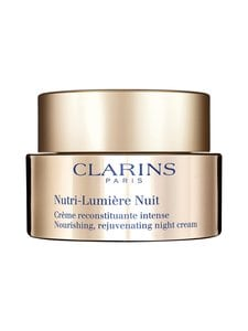 Clarins - Nutri-Lumière Night Cream -yövoide 50 ml - null | Stockmann