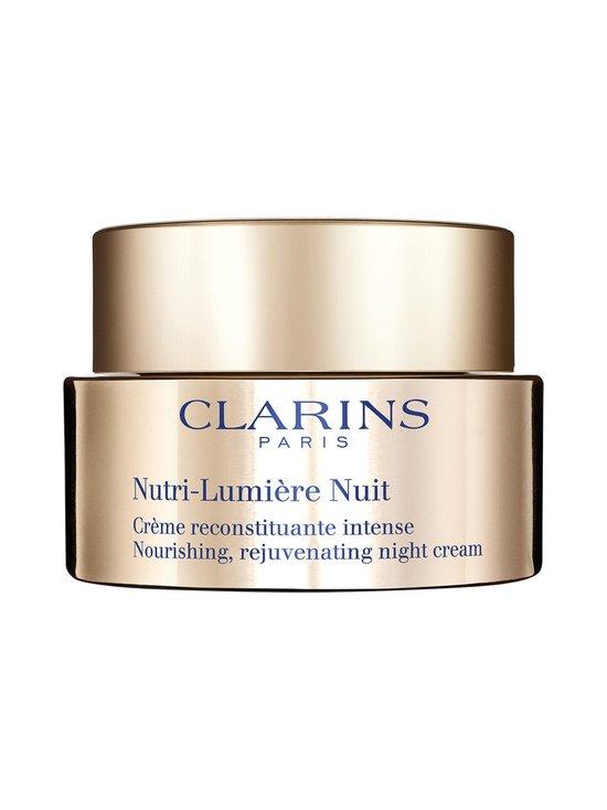 Clarins - Nutri-Lumière Night Cream -yövoide 50 ml - NOCOL   Stockmann - photo 1