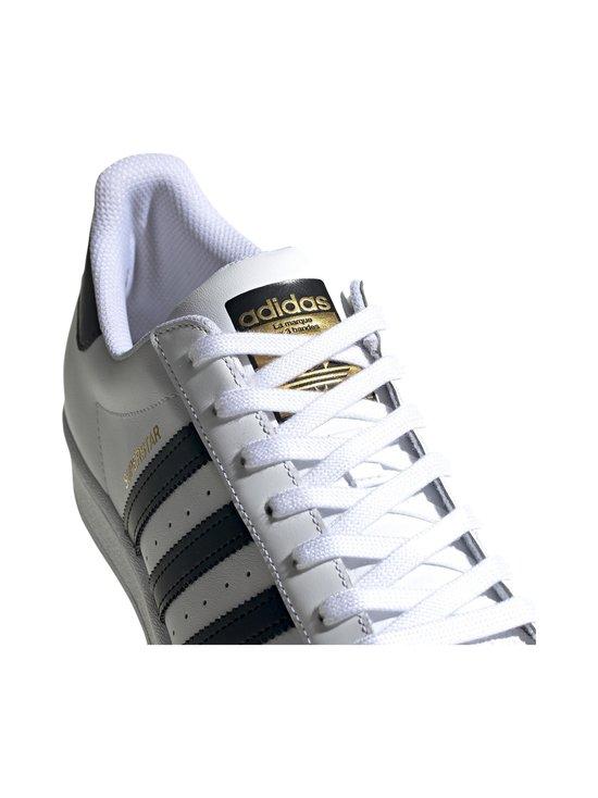 adidas Originals - Superstar-nahkatennarit - FTWWHT/CBL FTWWHT/CBLACK/FTWWHT   Stockmann - photo 7