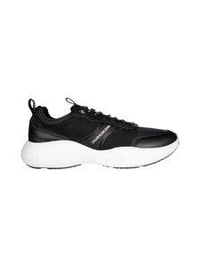 Calvin Klein Footwear - Runner Sneaker Laceup PU-NY -sneakerit - BDS BLACK   Stockmann