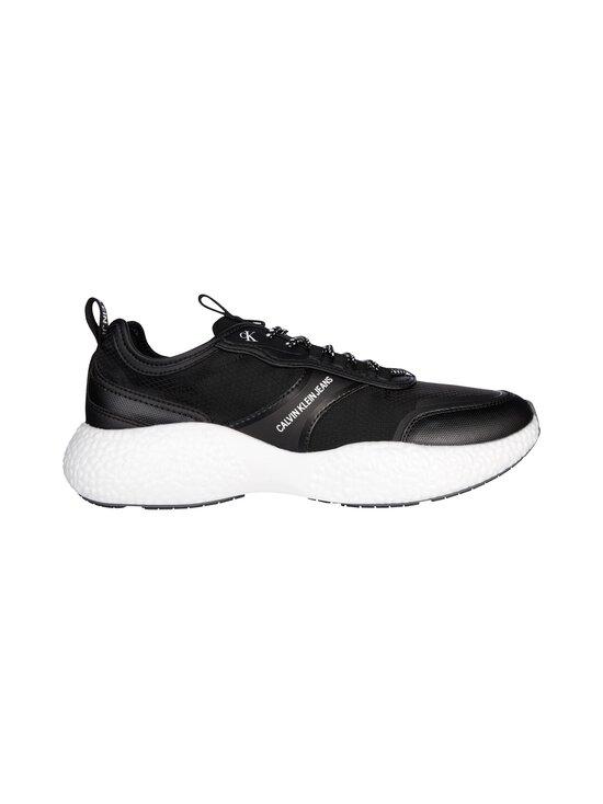 Calvin Klein Footwear - Runner Sneaker Laceup PU-NY -sneakerit - BDS BLACK   Stockmann - photo 1