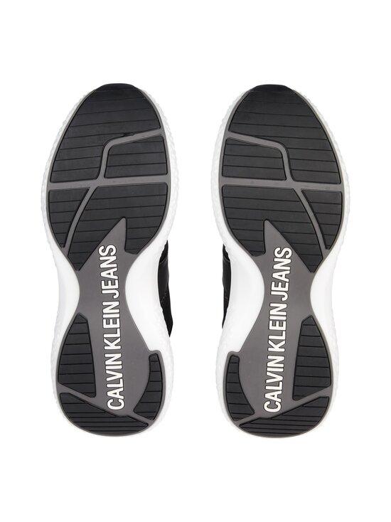 Calvin Klein Footwear - Runner Sneaker Laceup PU-NY -sneakerit - BDS BLACK | Stockmann - photo 5