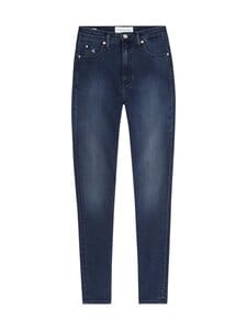 Calvin Klein Jeans - High Rise Super Skinny Ankle -farkut - 1BJ DENIM DARK | Stockmann
