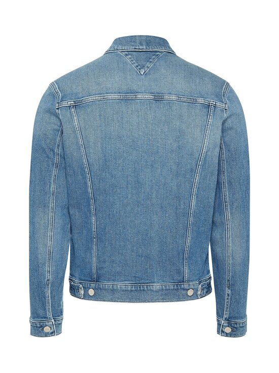 Tommy Jeans - Regular Trucker Jacket -farkkutakki - 1A5 LINCOLN MB COM | Stockmann - photo 2