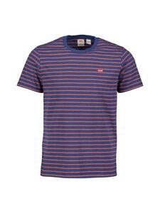 Levi's - Stripe Logo -paita - 0089 BLUE   Stockmann