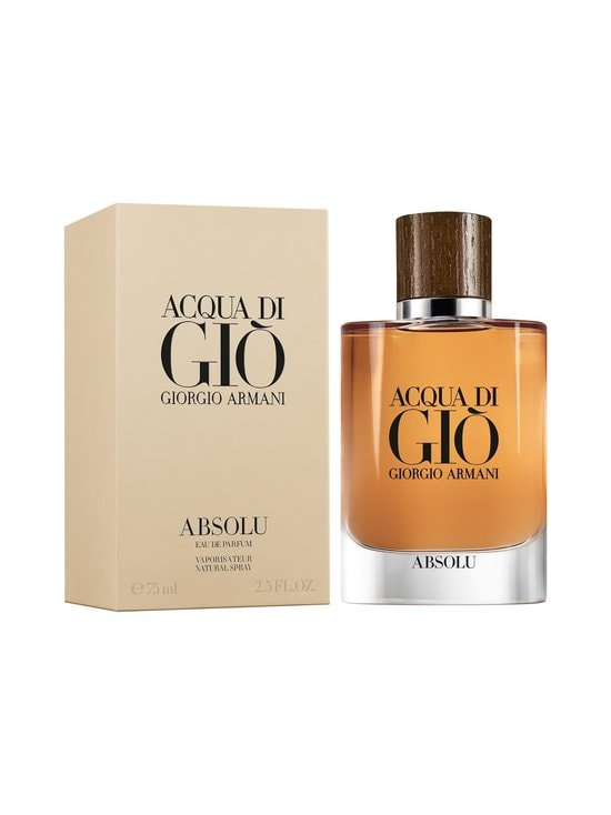 Armani - Acqua di Gio Absolu EdP -tuoksu - NOCOL | Stockmann - photo 4