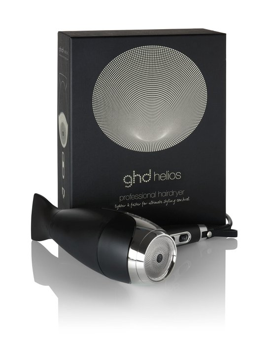 GHD - Helios-hiustenkuivaaja - BLACK | Stockmann - photo 2