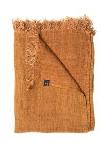 Himla - Hannelin-pellavahuopa 130 x 170 cm - SIENNA/AMBER | Stockmann