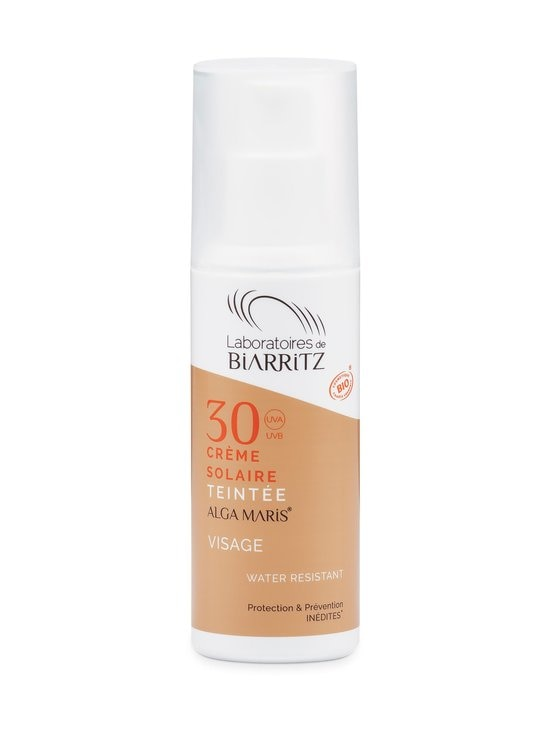 Alga Maris - Tinted Face Sunscreen Clair SPF 30 -aurinkosuojavoide kasvoille 50 ml - CLAIR | Stockmann - photo 1