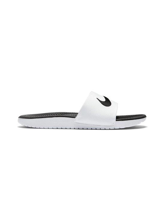 Nike - Kawa-sandaalit - 100 WHITE/BLACK | Stockmann - photo 1