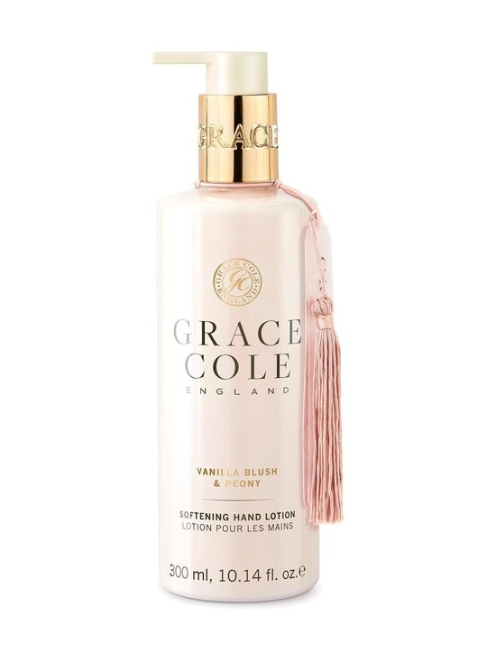 Grace Cole - Vanilla Blush & Peony -käsivoide 300 ml - null | Stockmann - photo 1